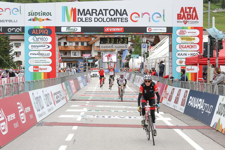 Maratona dles Dolomites ©Manuel Glira